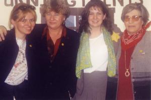 Ania, Bieta, Megan & Renata