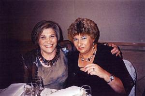 Renata Zajdman and Elzbieta Ficowska