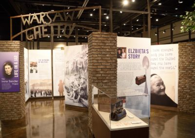 Life in Jar: the Irena Sendler Project Exhibit