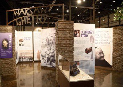 Life in Jar: the Irena Sendler Project Exhibit